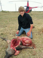 texas hog eradication